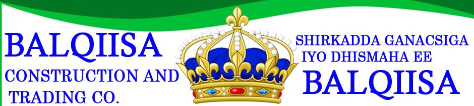 Balqiisa Construction's Company logo